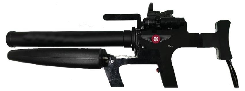 La Guardia Civil usará el antidron de Aeronáutica SDLE