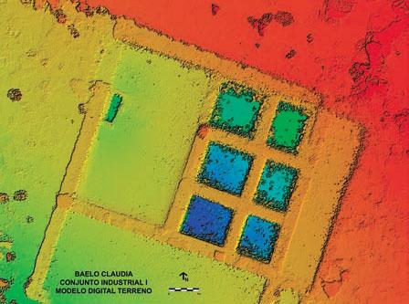 Drones al servicio de la Arqueología en Baelo Claudia - F 10