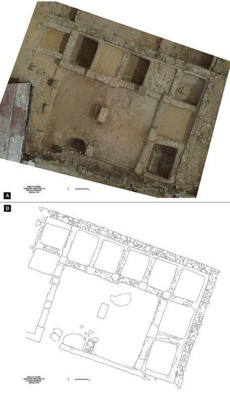 Drones al servicio de la Arqueología en Baelo Claudia - F 12