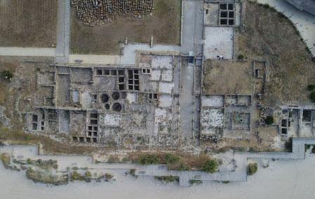 Drones al servicio de la Arqueología en Baelo Claudia - F 3
