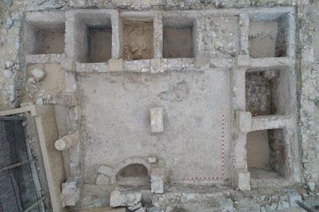 Drones al servicio de la Arqueología en Baelo Claudia - F 4