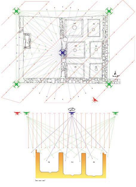 Drones al servicio de la Arqueología en Baelo Claudia - F 8