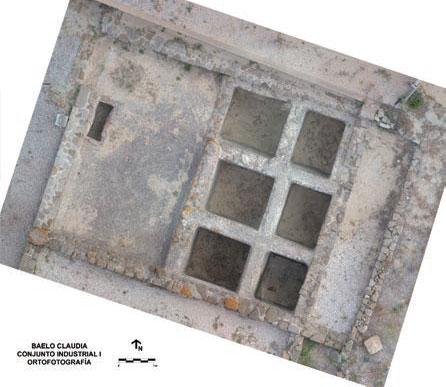 Drones al servicio de la Arqueología en Baelo Claudia - F 9