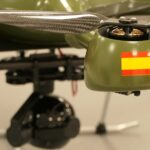 Aeronáutica SDLE, fabricación de drones para inspección industrial