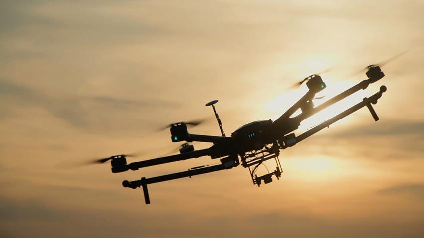 European Flyers presenta un curso de piloto de dron de gran tamaño