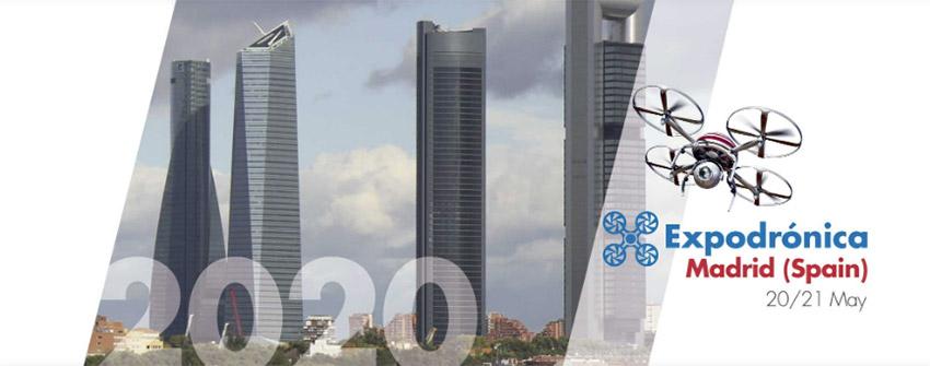 Expodronica 2020 apuesta por oferta divulgativa interactiva