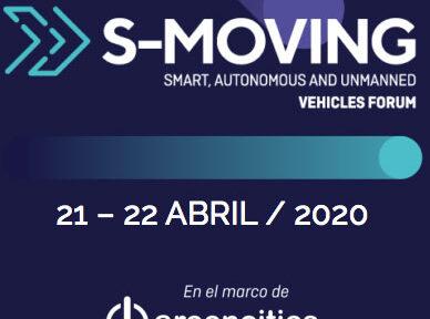 S-MOVING 2020, Smart, Autonomous and Unmanned Vehicles Forum