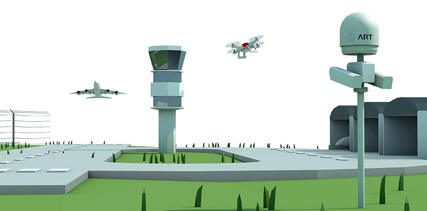 Ikusi y ART firman un acuerdo de colaboración para sistemas anti-dron