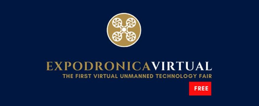 Expodronica Virtual, plataforma solidaria durante la crisis del Covid19