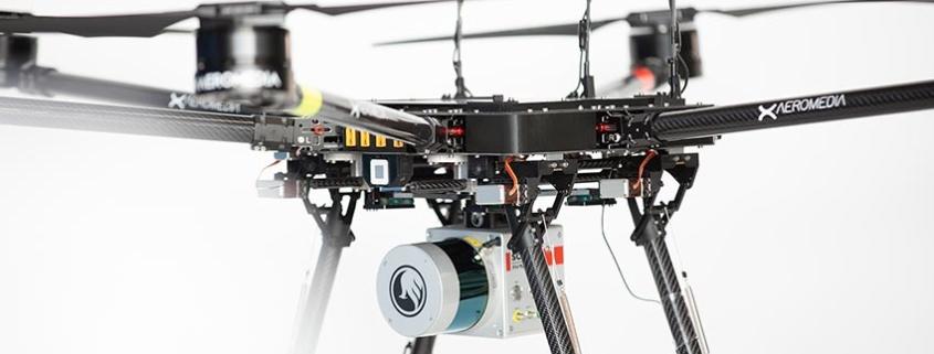 AEROMEDIA lanza LIDARDRONE XL