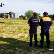 Aerocamaras colabora en la vigilancia del Covid-19 en Madrid