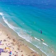 ¿Cómo funciona la vigilancia de playas con drones?