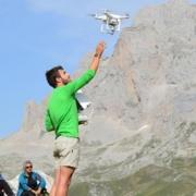 Drones al servicio de la cartografía en la ULE