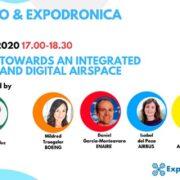 CANSO reúne en EXPODRÓNICA a los gigantes de la aeronáutica