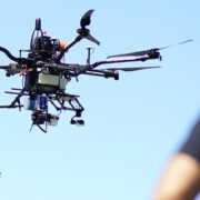 Cómo se usan los drones para prevenir incendios forestales