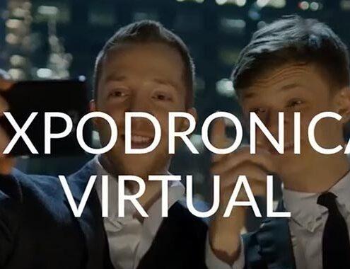 Expodrónica celebra de forma virtual su edición 2020