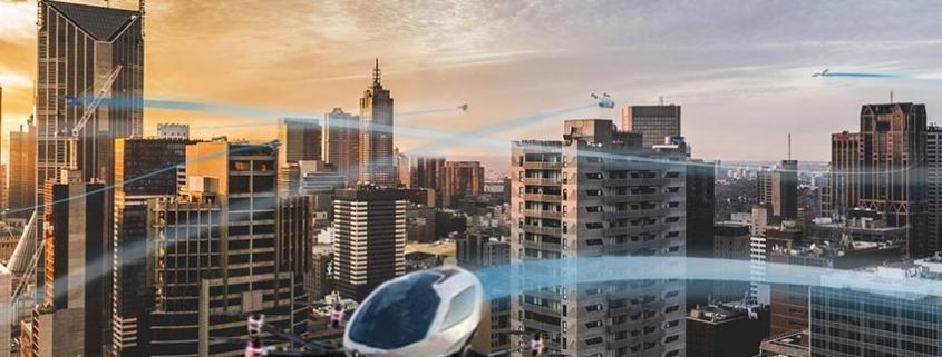 Las aeronaves eVTOL: el transporte del futuro en la Movilidad Aérea