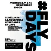 BFAero lanza el ciclo de webinars #FlyDays con las novedades del sector