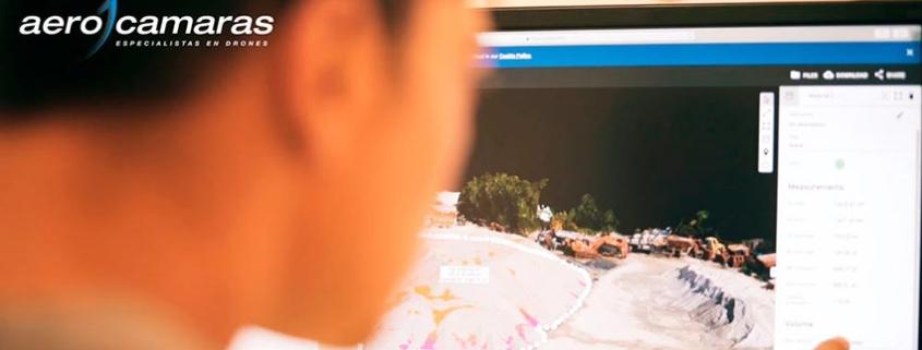 Topografía con drones: todos los beneficios