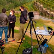 Aerocamaras muestra a Viña Costeira el potencial de los drones en agricultura de precisión
