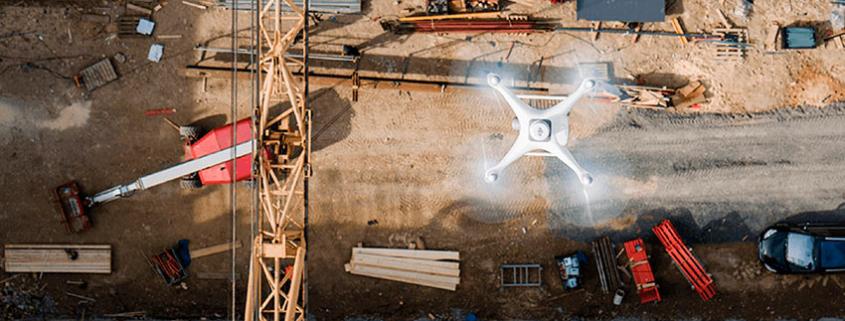 DJI Phantom 4 RTK primordial para la topografía con drones