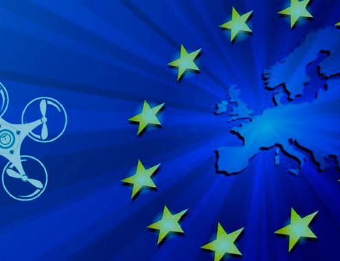 Nueva normativa RPAS para unificar criterios en toda Europa
