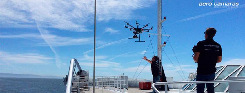 Aerocamaras, primera empresa en formar en España y Portugal con la nueva normativa europea de drones