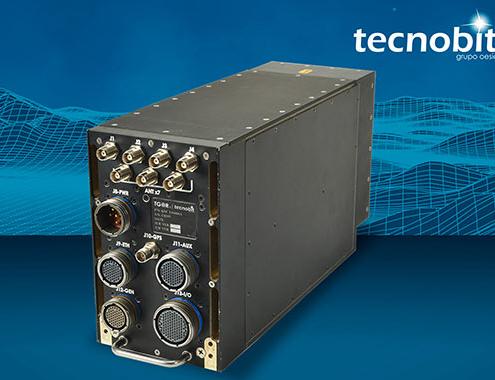 Tecnobit – Grupo Oesía amplía la TGOR con una radio SDR aeronáutica