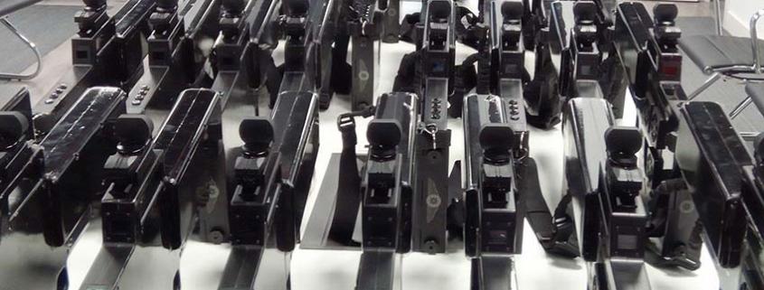 Guardia civil adquiere sistemas de SEGURIDAD ANTIDRONES