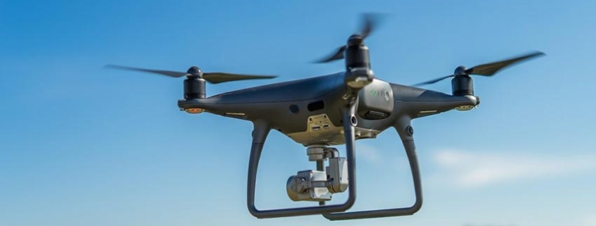 ENAIRE pone en marcha GO-DRON, grupo de trabajo operativo de la aviación no tripulada