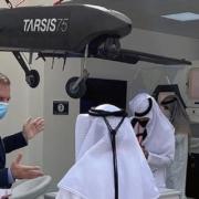 AERTEC presenta en Abu Dhabi sus soluciones UAS