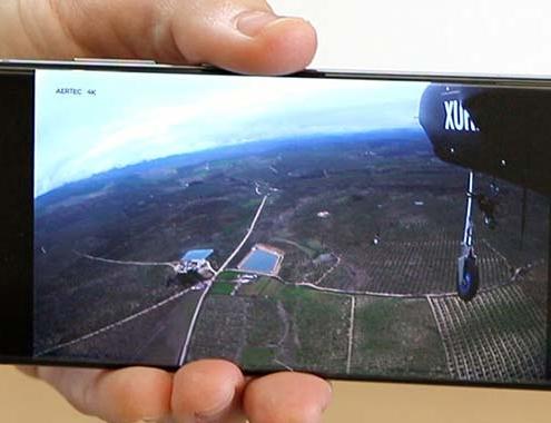 Vigilancia de zonas rurales con 5G y TARSIS