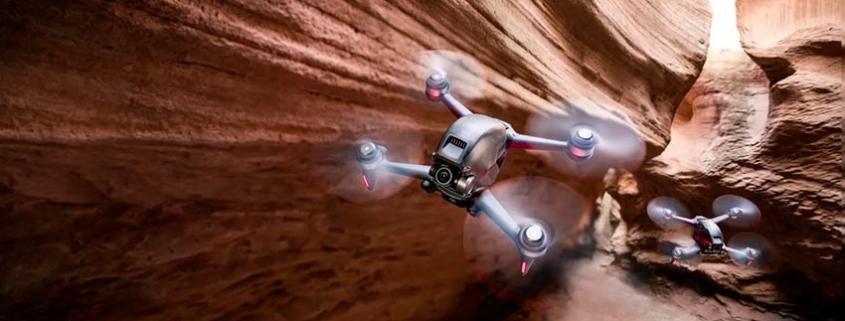 DJI reinventa la experiencia de volar con drones con el DJIFPV