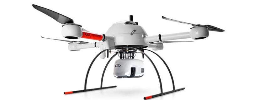 mdLiDAR1000HR aaS, nueva generación de equipos de topografía LiDAR