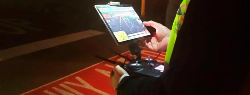 CANARD Drones realiza la inspección en el aeropuerto de Luxemburgo