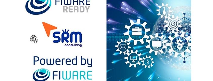 SRM Consulting obtiene certificación FIWARE para sus soluciones en Internet de las Cosas y Smart Cities
