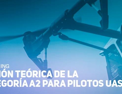 SENASA imparte formación teórica de la Subcategoría A2 para pilotos UAS