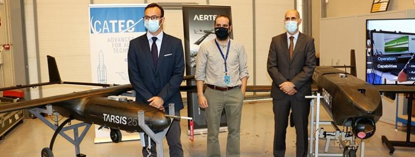 NT-SHARE, la alianza de CATEC y AERTEC en Andalucía
