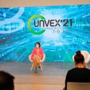Feijóo inaugura en Santiago el mayor evento de drones de España