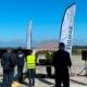 Demostraciones aéreas de UNVEX 2021 , que culminan tres días de evento