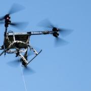 FlyingBasket FB3, un dron eléctrico capaz de levantar 100 kilos de peso