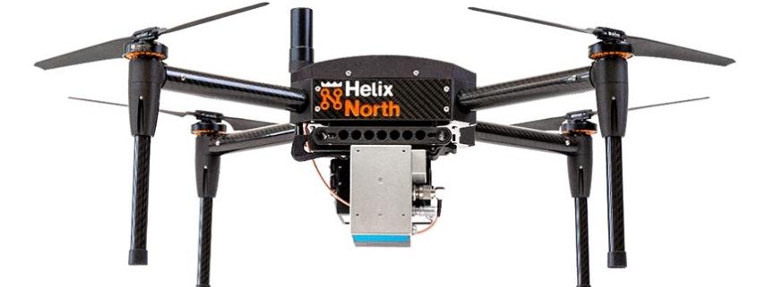 HelixNorth presenta Mapker + Lidar