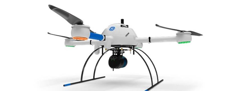 Microdrones y GE lanzan la gama de drones industriales GE