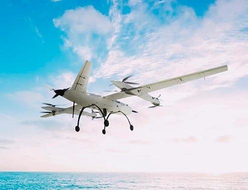 Drones VTOL híbridos, autonomía con despegue y aterrizaje vertical