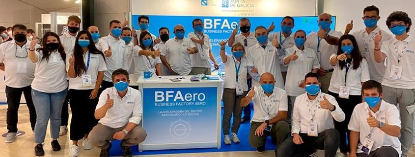 BFAero presentó en UNVEX avances de los proyectos de la aceleradora