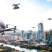 La NASA, Airbus, aerotaxi de Ehang, novedades de Expodrónica 2021