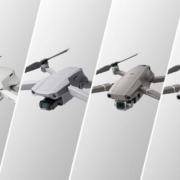 Comparación de la serie Mavic: ¿Qué dron deberías comprar?