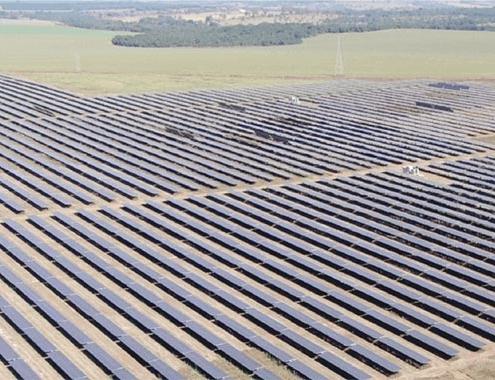 Los drones en la revolución de la energía solar