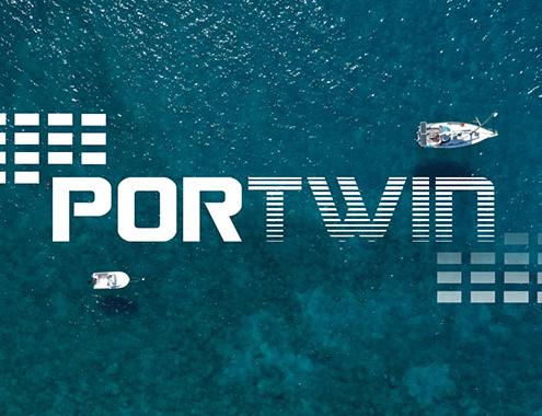 Portwin presentará en Expodrónica una revolucionaria técnica para mapear el fondo marino