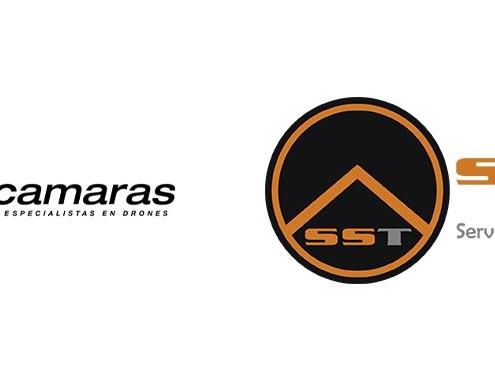 Acuerdo de Aerocamaras y SST, drones de seguridad y emergencias